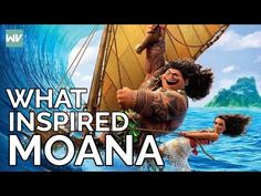 Inspirations for Moana: Discovering Disney - YouTube