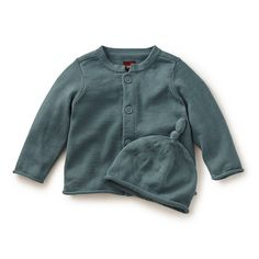 Davide Sweater Set | Davide is an Italian boy's name that means beloved. Your littlest loved one will look sweet in this sweater set.