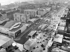 Spielbudenplatz 1970er Jahre