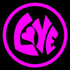 Love Car Window Decal. Decals made out of outdoor fdc vinyl. They can be placed on your car windows or any other hard surface. - pinned by pin4etsy.com