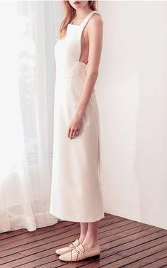 Ellery x M'O Capsule Collection Resort 2016 Look 4 on Moda Operandi