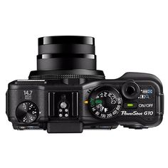 Canon G10: More Pixels, More Processor, More Dials | Gadget Lab |... ❤ liked on Polyvore featuring fillers, camera and electronics