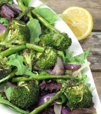 ricetta cervello, broccoli, asparagi