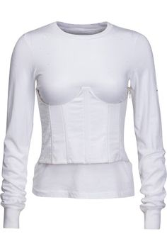 Image result for long sleeve corset tee kendall and kylie