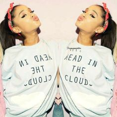 """""""Hey I'm Ariana, but most people call me Ari""""I smile a bit""""I'm 18 and single. I love music, singing, and acting. I have the power to control water and breathe underwater. I'm very kind and when you first meet me I can be shy, but when you get to know me I can be very sweet and outgoing""""I smile""""that's it about me,come say hi?"""""""