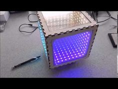 How to Make an Infinity Mirror Box: 7 Steps (with Pictures)