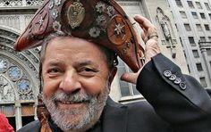 Gostaria de ter o prazer o conhecer este brasileiro que livrou tantos outros da miséria e fome. Lula