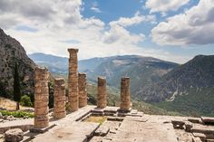 Visit Greece | The oracle shrine of Delphi