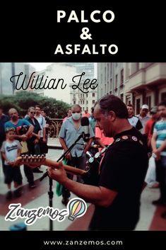 O Projeto Palco & Asfalto reúne uma série de entrevistas com artistas de rua que atuam na maior cidade do país. Em uma homenagem póstuma, conhecça a história do guitarrista Willian Lee, que encantou durante anos o público nas ruas de Sao Paulo. #musico #guitarra