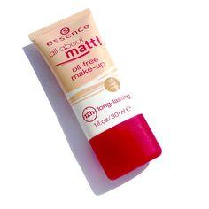 Essence All About Matt Oil Free Make-up