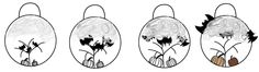 Audience and Context - Concept 1 - Halloween November - 'Another Time, Another desired bauble'