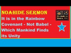 It is in the Rainbow Covenant, not Babel, that Mankind Finds its United ... Genesis 1, Torah, The Covenant, Unity, Religion, How To Apply, Bible, The Unit, Rainbow