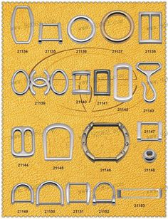 Purse Frames, Metal Hardware, Leather Hardware And Accessories For Handbag  Purses Manufacturer  Supplier | 92062