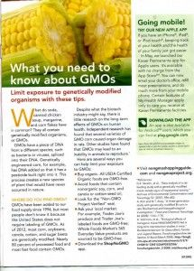 Kaiser Permanente Highlights Risks of Genetically Modified Foods | Inspired Bites
