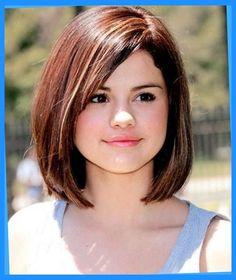 50+ Gorgeous Shoulder Length Haircuts | Women\'s Fashionizer ...