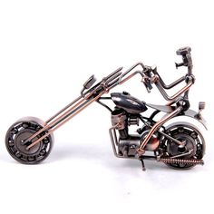 Nuts and Bolts Motorcycle ModelWholesale and Retail by HandsHome, $30.00