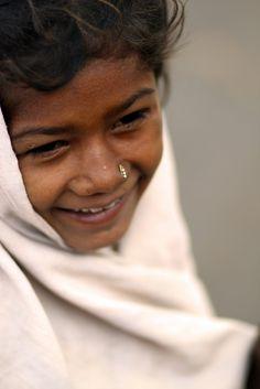 I love India.