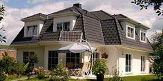 Szary dach