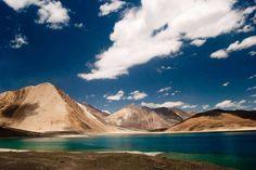 Pangong- Tso Lake, India-China border