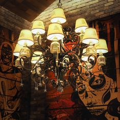 ☠️ Happy Halloween from all of us at Sunset Designs! ☠️ . . . #HappyHalloween #Halloween2020 #allhallowseve #SanManuelCasino #SanBernardino #ChingonKitchen #sunsetdesigns #customlighting #customlightfixtures #customlightingdesign #creativelighting #lightingdesign #customdesign #lightfixtures #hospitalityindustry #hotellighting #restaurantlighting #wallsconce #chandelier #pendant #accentlighting #moodlighting #manufacturing #lightingmanufacturer
