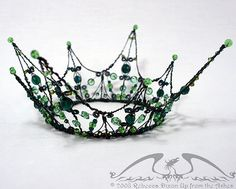 Surrender Dorothy Crown by RSDixonArt, via Flickr