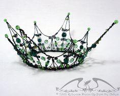 Surrender Dorothy Crown by RSDixonArt, via Flickr