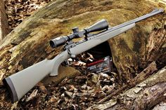 Savage Arms Hog Hunter. Because I'm too poor for an m40 build.
