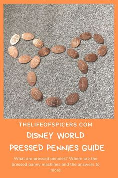 What are pressed pennies at Disney World? Where are the pressed penny machines at Disney World? The answers to collecting this fun and inexpensive souvenir at Disney World.