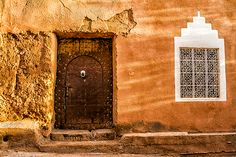 Morocco In The Morning by Lindley Johnson