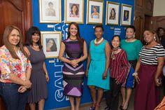 Armario de Noticias: Develan foto de Wanda Sánchez en Galería ADCS