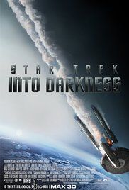 Star Trek Into Darkness Poster - Watched 7/31/16 - in preparation for seeing Star Trek Beyond. This time around I was even more dissatisfied with the choice of Cumberbatch for Khan. I just really dislike the way he plays the character. Which is particularly sad because of how spot on almost all of the casting has been for the reboot.