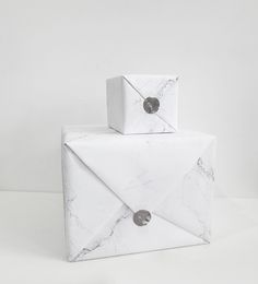 The Minimalist Home x marble wrapping