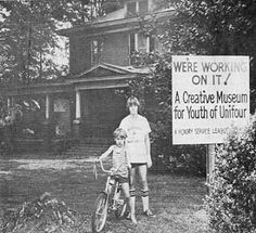 1973 Did you know that the Catawba Science Center began as the Creative Museum for Youth in 1973? This Service League project began in the Cilley house on the corner of 3rd Avenue and 4th Street NW in Hickory. Source: Hickory Daily Record, July 25, 1973. Photo by Chuck Felts.