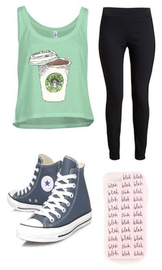 Untitled #50 by fashion-softball-girl on Polyvore featuring polyvore, interior, interiors, interior design, home, home decor, interior decorating, STELLA McCARTNEY, Converse and ban.do