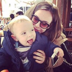Regiane Alves comemora aniversário de 1 ano do filho Tom