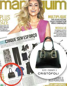 Clipping Cristófoli - Revista Manequim - Novembro 2014