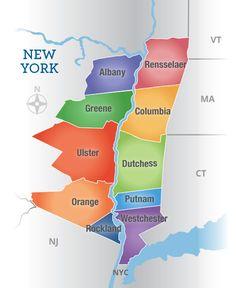 180 Idées De Upstate Ny Carte Du Métro Carte De Nyc Carte New York