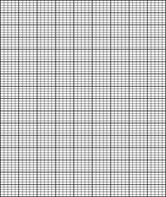 Print Cross Stitch Graph Paper In Ct Ct Ct Ct Ct Ct