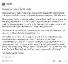 Humans are weird. Earth is space Australia Dialogue Prompts, Story Prompts, Writing Prompts, Writing Inspiration Prompts, Writing Help, Writing A Book, Writing Tips, Fiction Writing, Pulp Fiction