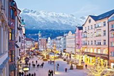 Innsbruck, Oostenrijk