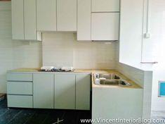 Resale 3 Room HDB Renovation (Kitchen U0026 Toilet) By PLUS Interior Design U2013  Part 3 U2013 Carpentry Part 63