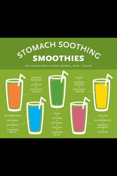 Smoothies!!