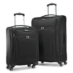 online shopping for Samsonite Spherion Set Black from top store. See new offer for Samsonite Spherion Set Black Best Luggage, Luggage Sets, Travel Luggage, Leather Luggage, Leather Backpack, Rockland Luggage, Memory Foam Mattress Topper, Men's Backpack, Black Tote Bag