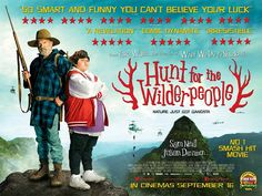 Movie Ramble: Hunt for the Wilderpeople.