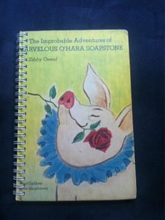 Marvelous Ohara Soapstone Blank Book by Merrittorious on Etsy, $10.00