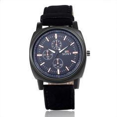 6d16b021319 vysoce kvalitní hodinky pánské mužské Quartz náramkové hodinky pánské levné  hodiny náramkové hodinky Muži WatchesnLuxury slavné