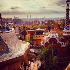 Park Guell #barcelona