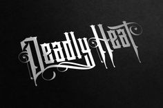 Image for Deadly Heat font