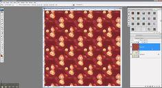 Digital Scrapbooking Tutorial: Using Photoshop Styles & Blending Modes T...