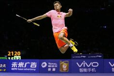 Badminton World Championships 2015 Lin Dan....Want to learn how you can support your passion for badminton by travelling around the world to watch the best badminton championships ? Click the photo to watch the free video that shows you a tried and tested system that will enable you to make money online from home so you can support your badminton passion #badmintonchampionship #badminton #badmintonfan